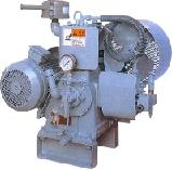 L型空冷2段圧縮